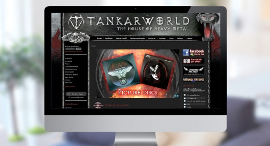Tankar World – Heavy Metal